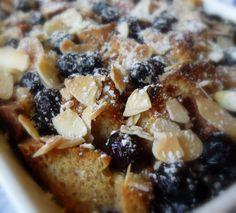 Blueberry Almond Bake