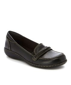 Another great find on #zulily! Black Sixty Lakes Loafer #zulilyfinds