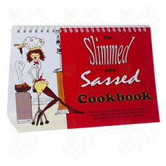 """""""The Slimmed and Sassed Cookbook"""""""