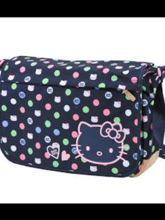 Hello kitty messenger bag! Hello Kitty Handbags 6b6a691dd76f9