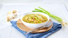 Thailandsk kyllingsuppe Thai Red Curry, Nom Nom, Soup, Thailand, Ethnic Recipes, Soups