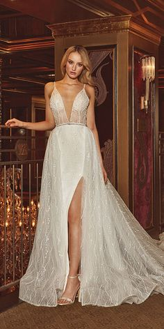 Ladies, are you searching for your dream dress? Calla Blanche wedding dresses are simply stunning! Couture Wedding Gowns, Wedding Dresses 2018, Formal Dresses, Calla, Lingerie, Dream Dress, Wedding Stuff, Wedding Ideas, Hair Beauty