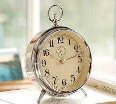 objects :: the bedside clock - Fieldstone Hill Design