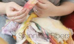 spinningfibers by neauveau, via Flickr