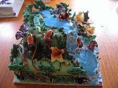 rain cake | Elizabeth Ann's Confectionery - Novelty Cakes