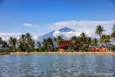 I went to Garut, West Java in June 2012. Actually it was not really visiting, because I got there around 2.00 AM, took a rest, and then at 9.00 AM had to move on to Tasikmalaya. The fact, I did not...