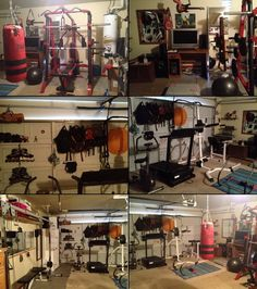Make your own gym from buying cheap equipment on craigslist