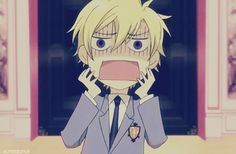 My reaction when someone says they haven't seen ouran high school host club