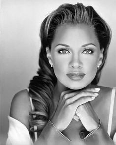 Vanessa Lynn Williams, singer, actress, former fashion model and first African American Miss America.