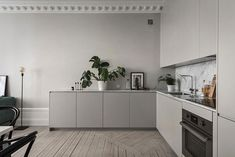 〚 Swedish apartment in trendy tones (65 sqm)〛 ◾ Фото ◾Идеи◾ Дизайн