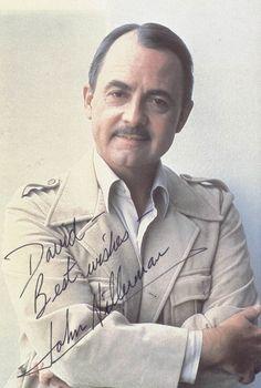 Higgins Magnum Pi, John Hillerman, 80s Shows, Tom Selleck, Television Program, Muscle Men, Caricature, Famous People, Celebrities