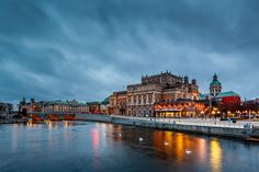 Stockholm Royal O by Andrey Omelyanchuk on 500px