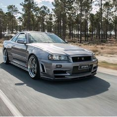 ★★★ FastLane ★★★ Nissan Skyline R34