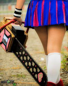 Lollipop Chainsaw - Juliet Starling Cosplay Photo - WorldCosplay