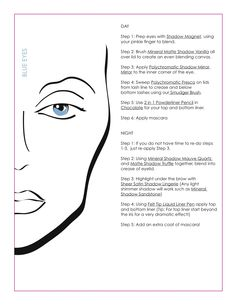 Tanya Rae's Day-to-Night Tips for Blue Eyed Beauties!
