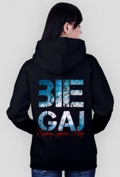Boruta Wear Biegaj Damska   #ubrania #bluza #street #style #biegaj #bieganie #chwdp #acab #policja #miejski #styl