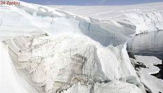 Na Antarktidě se po 106 letech našel zmrzlý koláč polárníka Roberta Scotta