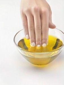 unghie che si sfaldano fragili