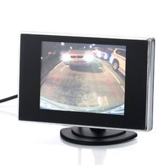 3.5 Inch Small TFT LCD Adjustable Monitor For Security CCTV Camera and car DVR