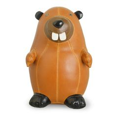 Found it at Wayfair - Classic Beaver Bookend Classic Series, World's Most Beautiful, Designer Toys, Home Accents, All Modern, Tech Accessories, Modern Furniture, Kids Room, Softies