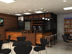 Piano café. Costa, Fizinus & Schmitt arquitetos