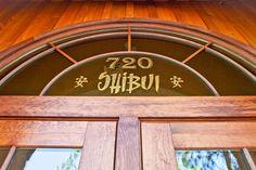 Shibui Spa Entrance Sisters, Oregon www.shibuispa.com