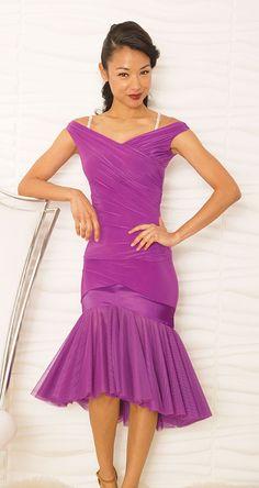 8dc88b2b493 S814 - Womens Short Lace Godet Ballroom Skirt