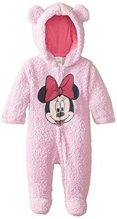 Disney Baby Baby-Girls Minnie Mouse Hooded Pram, Pink, 9 Months Disney http://www.amazon.com/dp/B00KRED132/ref=cm_sw_r_pi_dp_m4iuvb1FB8RN3