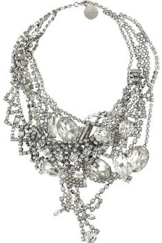 brilliant sparkling necklace