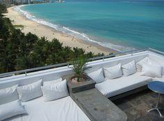 Snapshot :: San Juan Water and Beach Club's Rooftop Bar
