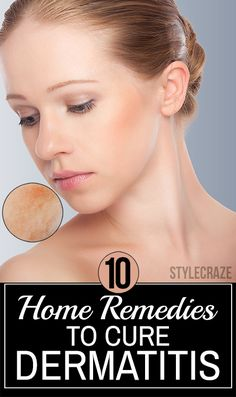 Dermatitis is an acute skin condition accompanied with inflammation, swelling & redness. Listed are the home remedies for dermatitis that are ...