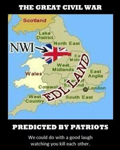 #EDL and NWI's much fantasised civil war? How would it work out? Most probably, like this...