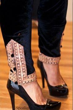 Plazzo Pants, Salwar Pants, Pakistani Outfits, Indian Outfits, Indian Fashion, Womens Fashion, Pants For Women, Clothes For Women, Mode Hijab