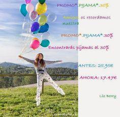 Lenceria Liz Berry: Promocion pijamas