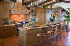 Kitchen Photos Old World Tuscan Design, Pictures, Remodel, Decor and Ideas - page 185