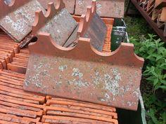 Decorative Ridge Tiles Victorian Ornate Clay Ridge Tiles  Remodelling  Pinterest