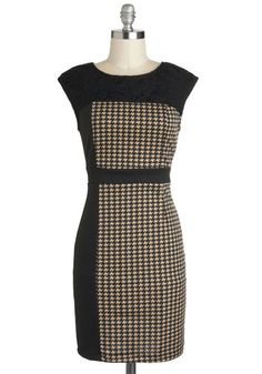 Presentation Day Dress, #ModCloth
