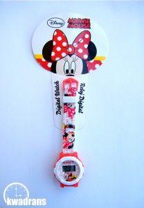 Original DISNEY watch for kids - Minnie Mouse wristwatch