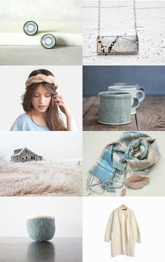 Just add a little bit of blue... by Orawee Bradley on Etsy--Pinned with TreasuryPin.com