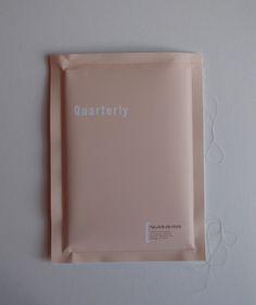 November 4: Quarterly