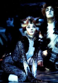 Jemima/Sillabub is a supporting character in Cats:The Musical. I LOVE this play!!