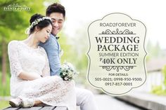 Gloria Maris Events and Party Venue : Wedding Package