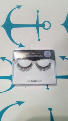 Eyelashes & Glue. $8 shipped. New.