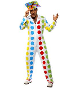 80's Male Twister Costume