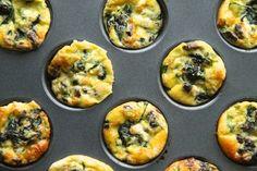 Spinach and Feta Mini Frittatas {Vegetarian Appetizer}FacebookPinterestYouTubeFacebookPinterestTwitter