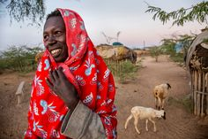 The village 'Every day I wake and smile to myself': Norkorchom from Turkana. Facebook Twitter Pinterest