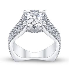 Make+the+Housewives+of+OC+Jealous+-+Engagement+Ring+by+Designer+Michael+M.