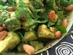 THE ULTIMATE AVOCADO SALAD WITH MUSTARD DRESSING
