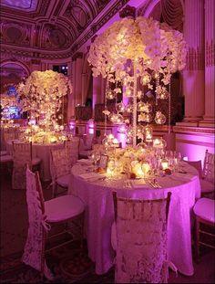 BeyazBegonvil I Kendin Yap I Alışveriş IHobi I Dekorasyon I Kozmetik I Moda blogu: Birbirinden Gösterişli 10 Düğün Masası