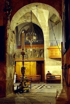 Chapel of Mary Magdalene Jerusalem